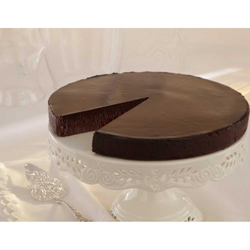 Sweet Street Flourless Chocolate Torte, 2.88 Pound -- 2 per case. by Sweet Street