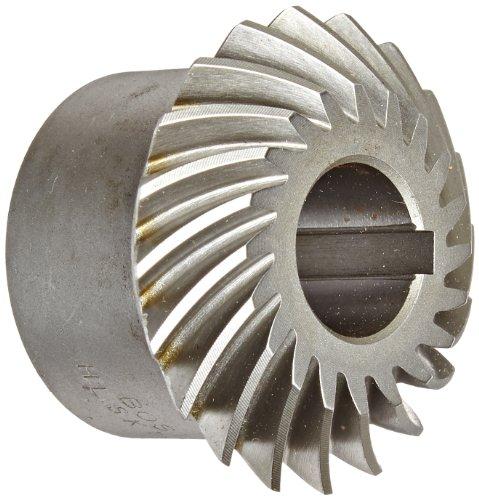 - Boston Gear HLSK103YL Spiral Miter Gear, 35 Degree Spiral Angle, 1:1 Ratio, 0.750