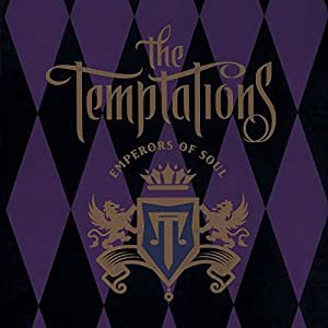 The Temptations Emperors Of Soul 5 Cd Box Set Amazon