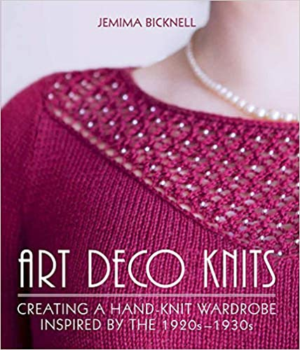 1920s Patterns – Vintage, Reproduction Sewing Patterns Art Deco Knits: Creating a Hand-knit Wardrobe Inspired by the 1920s-1930s  AT vintagedancer.com