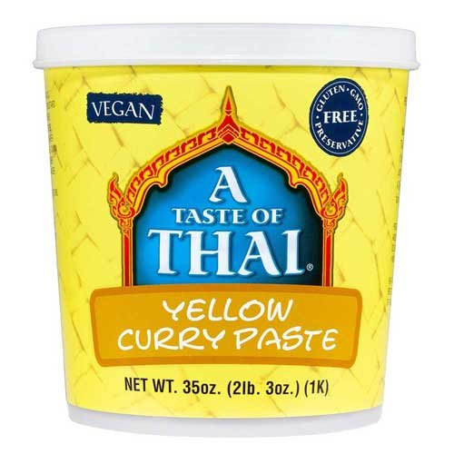 Taste Thai Yellow 35 Ounce Package product image