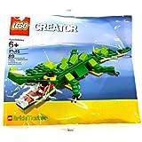 LEGO Creator 20015: CROCODILE Brickmaster (sac) - 89 ǸlǸments - Jeu de Construction