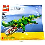 LEGO Creator: Crocodile Brickmaster Exclusivo Establecer 20015 (Bolsas)