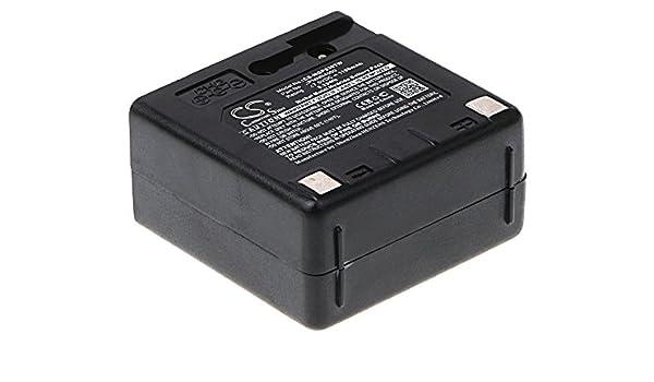 NEW Battery for Motorola GP68 Radio 7.5V 1100mAh Ni-Cd AS PMNN4001C