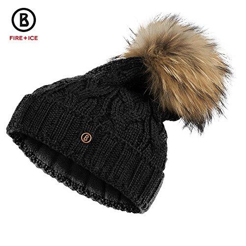 Bogner Fire + Ice Drew Womens Hat - One Size/Black by Trojan Condoms