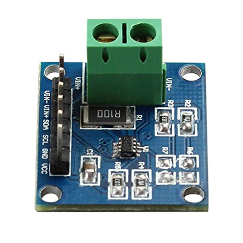 Monitoring Module - Egal INA219 I2C Zero Drift Bi-directional Current Power Supply Sensor Breakout Monitoring Module