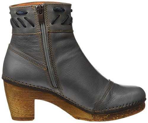 Art Ladies Amsterdam Short Boots Grey (memphis Humo)