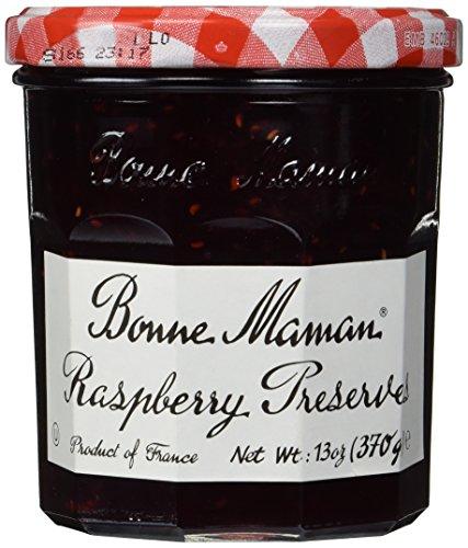 Bonne Maman Preserve, Raspberry, 13-Ounce (Seedless Raspberry Preserves)