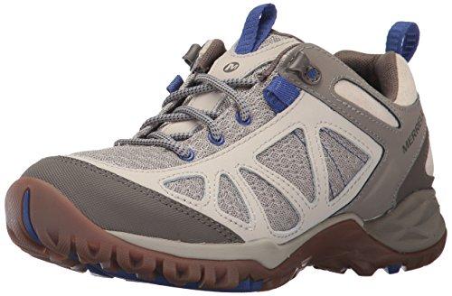 Merrell Women's Siren Sport Q2 Hiking Shoe, Oyster Gery, 7 M US (Womens Merrell Azura Waterproof Hiking Shoes Low)