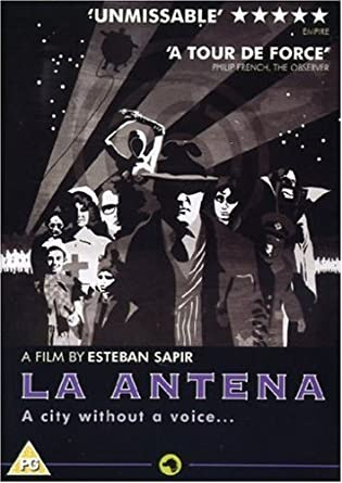The Aerial La Antena NON-USA FORMAT, PAL, Reg.2 Import ...
