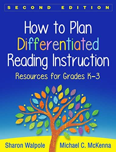 How to Plan Differentiated Reading Instruction, Second Edition: Resources for Grades K-3