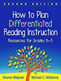 How to Plan Differentiated Reading