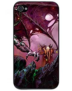 2015 High Quality World of Warcraft Skin Case Cover Specially Designed For iPhone 4/4s 1762883ZJ827005730I4S Mary R. Whatley's Shop
