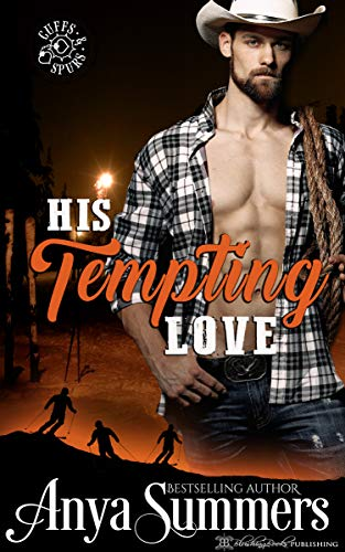 (His Tempting Love (Cuffs and Spurs Book)