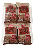 Stauffer's Ginger Snaps Cookies, 8 oz. Bags (Pack of 4)