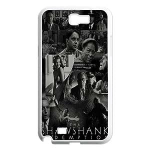 HOPPYS The Shawshank Redemption Phone Case For Samsung Galaxy Note 2 N7100 [Pattern-4]