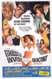 DVD : The Ghost In The Invisible Bikini