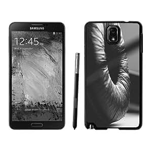 NEW DIY Unique Designed Samsung Galaxy Note 3 Phone Case For Headphones Black 640x1136 Phone Case Cover