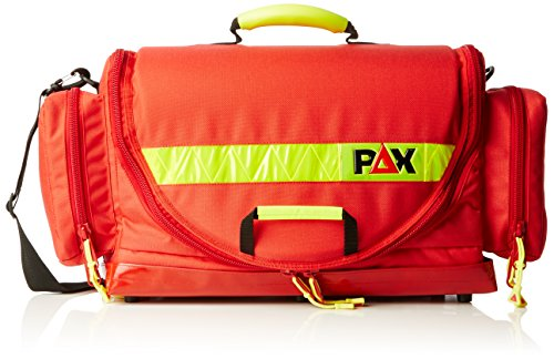 Emergency Adult Case Red Backpack PAX Unisex Red PAX Paediatric Unisex qv47ff
