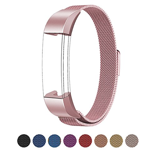 Fitbit Alta HR and Alta Bands Metal, Swees...