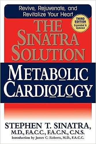 Sinatra Solution: Metabolic Cardiology: Amazon co uk