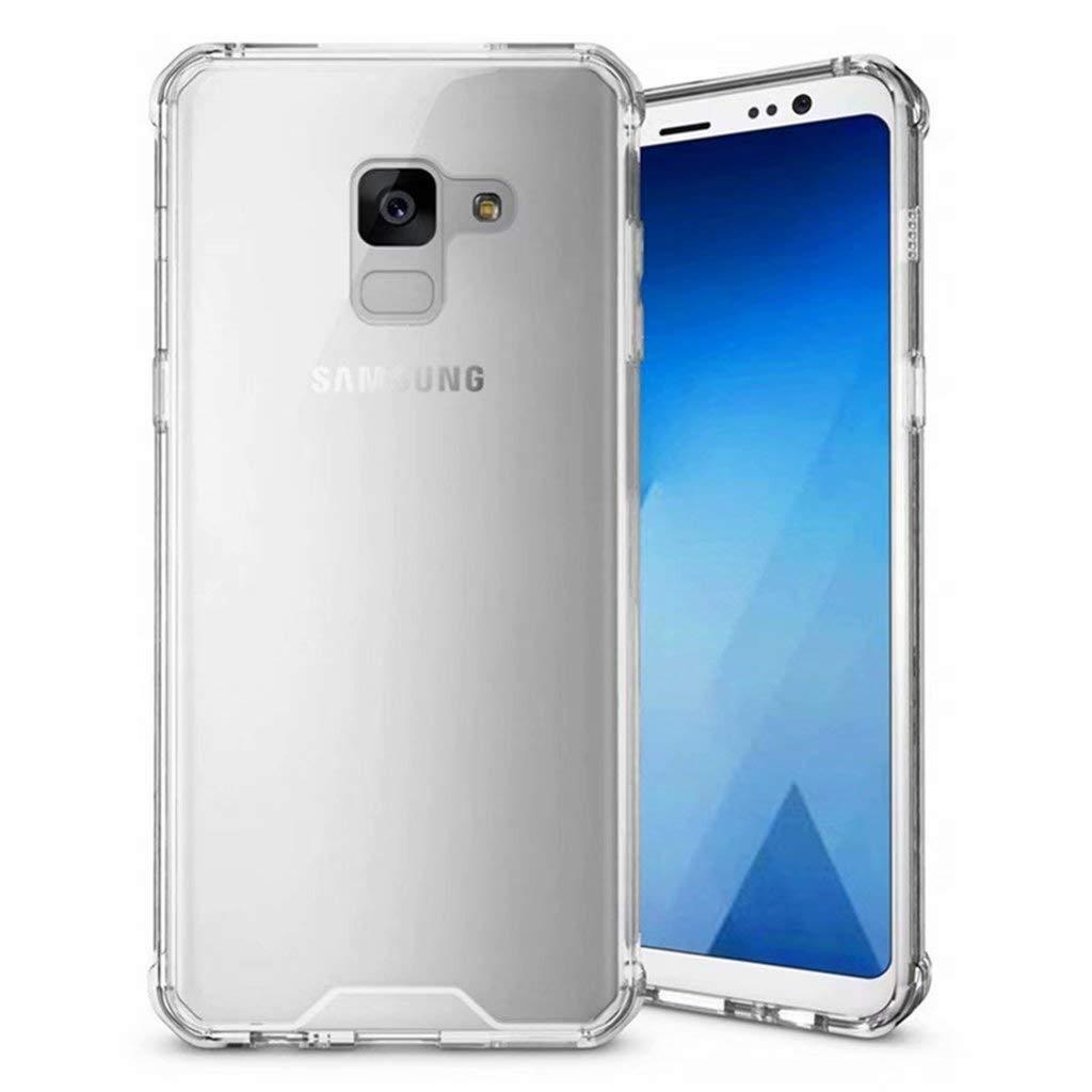 Paquete de 2 Protector de pantalla para Samsung Galaxy A6 2018 Samsung Galaxy A6 2018 Protector de Pantalla KuGi Cristal Templado Vidrio Templado 9H Dureza Alta Definicion