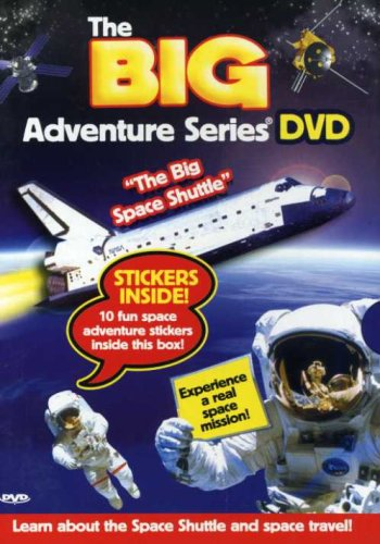 The Big Adventure Series: The Big Space (Big Space Shuttle)