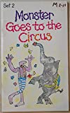 img - for Monster Goes to the Circus book / textbook / text book
