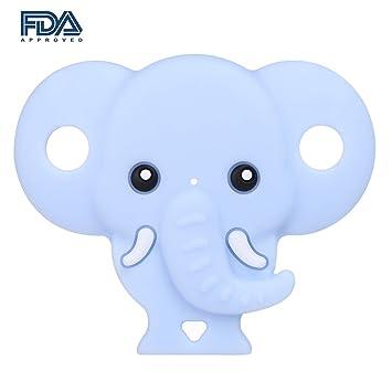 Amazon.com: Yinuoday - Chupete de silicona para bebés y ...