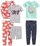 Simple Joys by Carter's Baby Girls' 6-Piece Snug