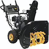 Poulan Pro 961920086 208cc 2-Stage Electric Start Snow Thrower, 24-Inch  (Older Model)