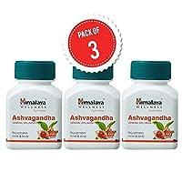 Himalaya Wellness Ashvagandha Men's Tablets - 60 Tablets (Pack of 3)