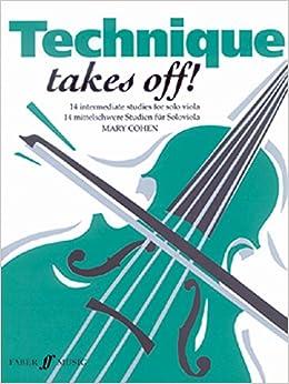 Technique Takes Off!: (Solo Viola) (Faber Edition)