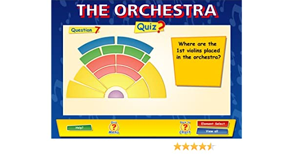 Amazon.com : The Orchestra Interactive : Office Products