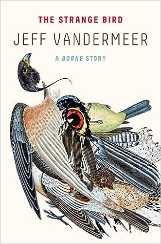 Book The Strange Bird: A Borne Story