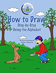 How to Draw Step-By-Step: Using the Alphabet (Drawing With Frog Hops)