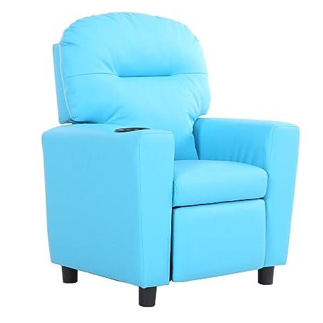 Amazon.com: LAPHs Recliner Armrest Couch Children Sofa with ...