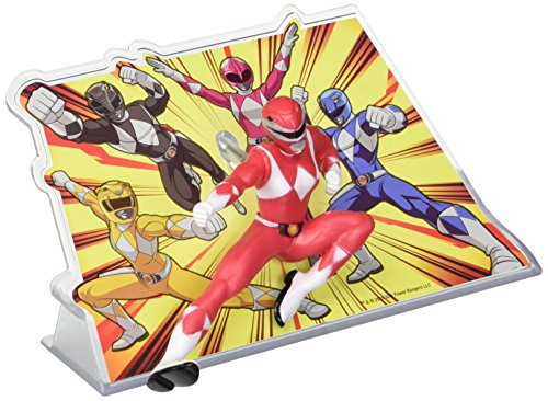 Decopac Power Rangers It's Morphin Time DecoSet Cake Decoration Topper (Power Rangers Cake Decorations)
