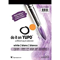 Yupo Heavyweight Pad White 5X7 Inch