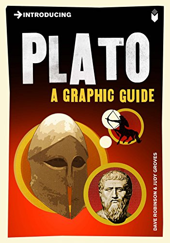Introducing Plato: A Graphic Guide (Introducing...) cover