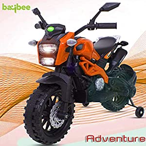 Baybee Adventure Battery Operated Bike...