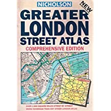 Greater London Street Atlas Pb