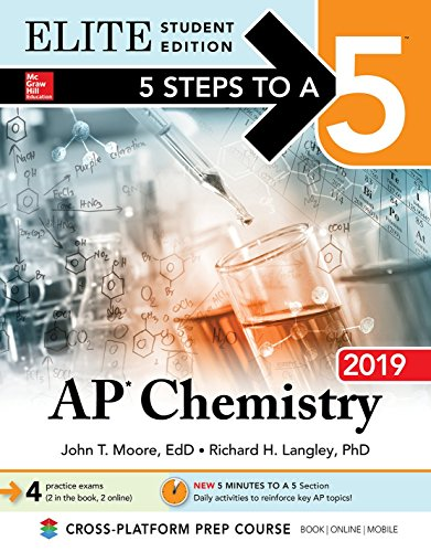 5 Steps to a 5: AP Chemistry 2018 Elite Student Edition