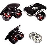 Portable Roller Road Drift Skates Plate Anti-Slip