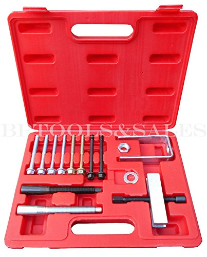STEERING WHEEL REMOVER Set Puller & Lock Plate Compressor Mechanics Remover Set (Plate Steering Lock Compressor Wheel)