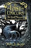The Last Unicorn HardCover Book
