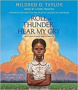 Roll of Thunder, Hear My Cry (Logan Family Saga): Amazon.es: Mildred D. Taylor, Lynne Thigpen, Jacqueline Woodson: Libros en idiomas extranjeros