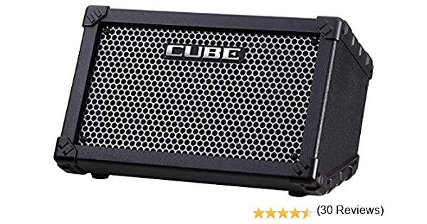 BOSS Cube street - Amplificador de guitarra: Amazon.es ...