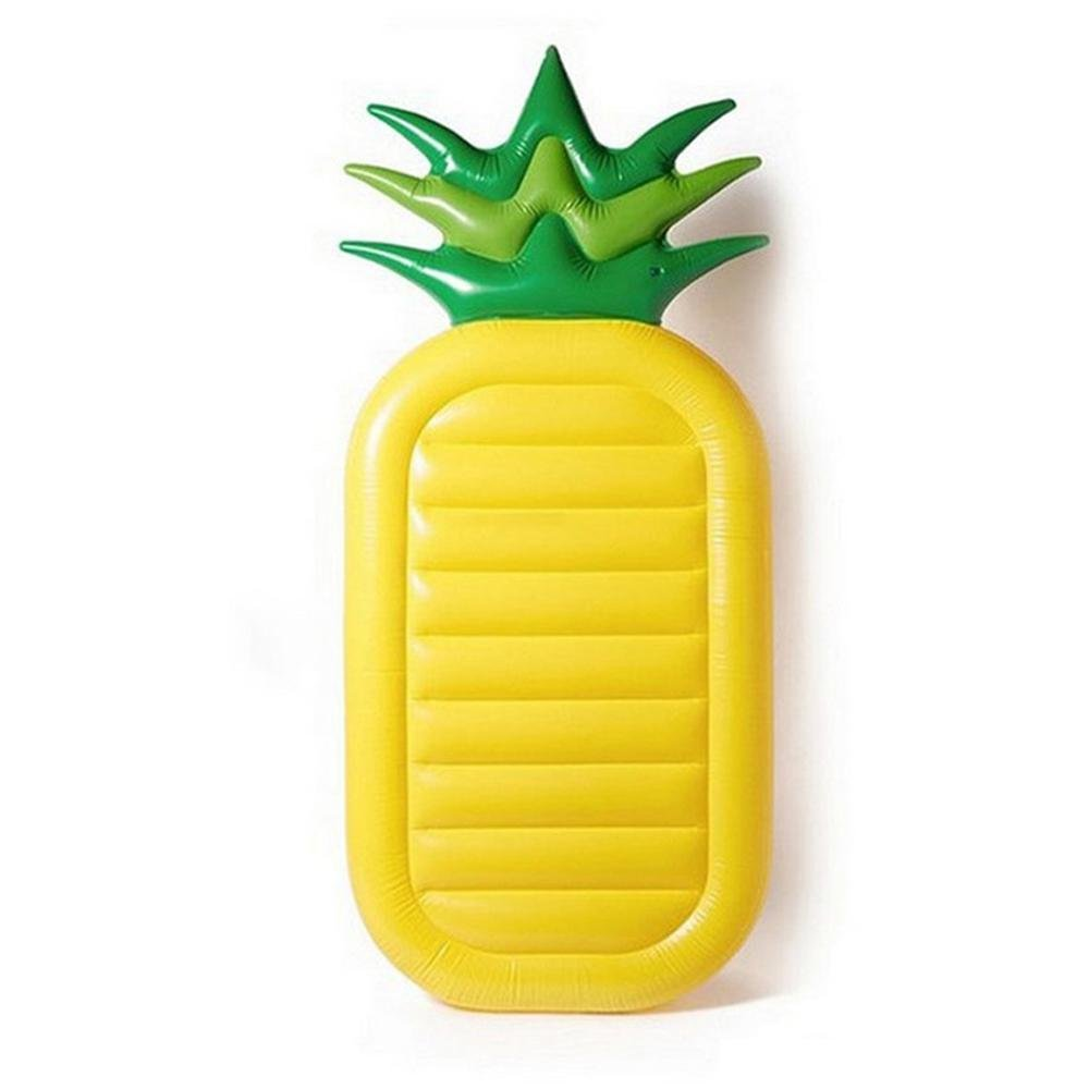 Amazon.com: Aolvo Giant Pineapple Float Inflatable Floaties Floating ...