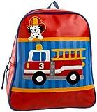 Stephen Joseph Little Boys' Boy's Go-go Bag, Firetruck, One Size